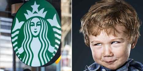 Children Prefer Starbucks Over McDonald's But Preschooler Would Rather Have ... - Huffington Post Canada | Youth Marketing | Scoop.it