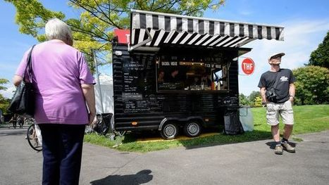 Les food trucks, une mode gastronomique au goût des Romands | MILLESIMES 62 : blog de Sandrine et Stéphane SAVORGNAN | Scoop.it