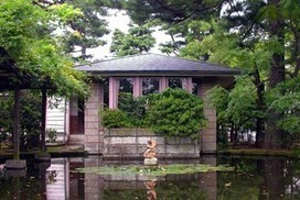How Frank Lloyd Wright Influenced Japanese Architecture | ReConnecting to Nature | Scoop.it