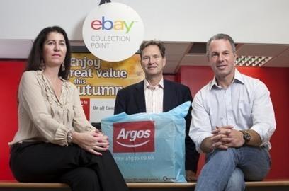 eBay : et Argos renforcent leur partenariat Click & Collect | Zone bourse | Omnicanal | Scoop.it