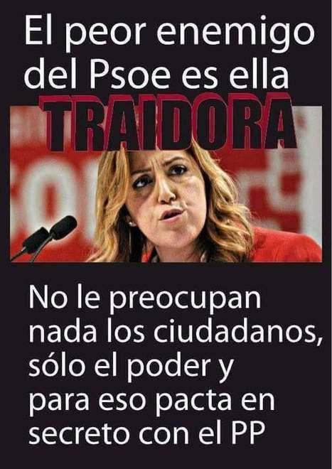 Dimite Pedro Sánchez - Acaba la guerra entre los que no quieren ná con el PP y los que no, pero con PODEMOS | La R-Evolución de ARMAK | Scoop.it
