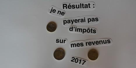 Pourquoi vous n'allez sans doute pas payer d'impôt sur les revenus 2017 avec le prélèvement à la source | Requiem pour un con | Scoop.it
