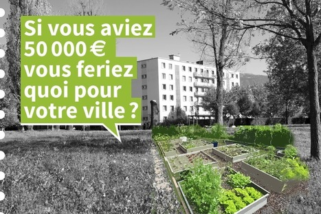 Grenoble - Budget PARTICIPATIF : les 30 projets | actions de concertation citoyenne | Scoop.it