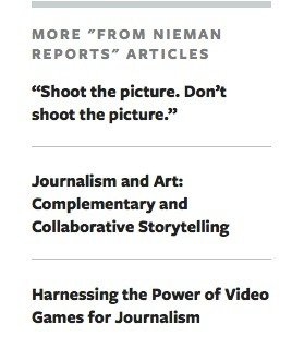 The Power of Oral History as Journalism | Creative Nonfiction: resources for teachers and students. | Scoop.it