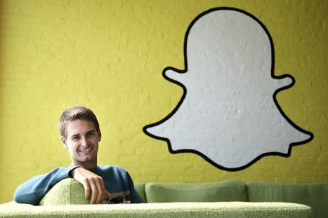 Here's why media companies should pay attention toSnapchat   Multimedia Journalism   Scoop.it