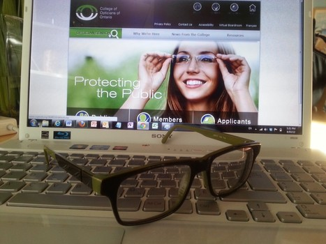 Opticians and the Internet- Use it or Fear it? | Visible Professional Opticianry | Scoop.it