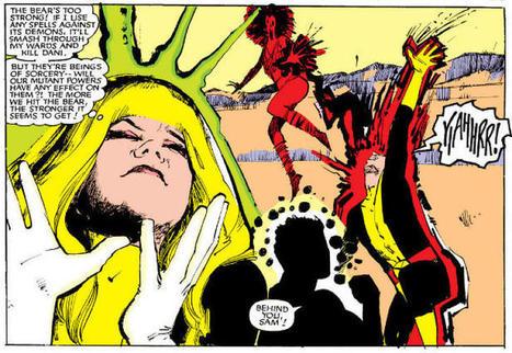 "See How Bill Sienkiewicz's Experimental ""New Mutants"" Art Shifted Comic Sensibilities   levin's linkblog: Pop Culture Channel   Scoop.it"