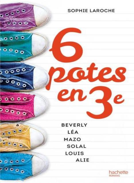6 potes en 3è - Sophie Laroche - Ed. Hachette   Nouveautés du CDI   Scoop.it