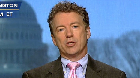 Rand Paul backs bill that could lead to crack down on states where ... | Drug Abuse | Scoop.it