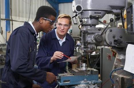Et si vous deveniez usineur? | Information sur les métiers, l'orientation et la formation | Scoop.it