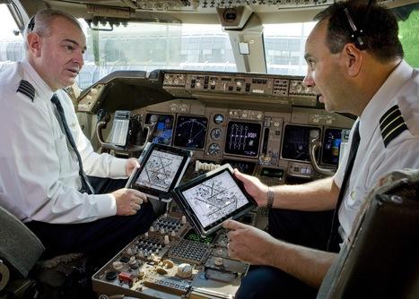Quand des plantages d'iPad clouent des avions d'American Airlines au sol | Sciences, l'Espace, le Temps et le Monde | Scoop.it