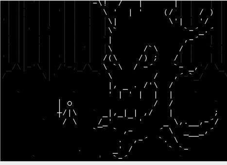 Stone Story RPG - Greenlit on Steam!   ASCII Art   Scoop.it