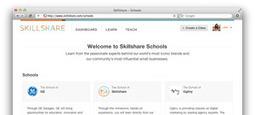 Skillshare | Open Education | Scoop.it
