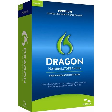 Dragon Speak Home, Premium & Dictate | Voice Recognition Software | Life's A Bargain | Scoop.it