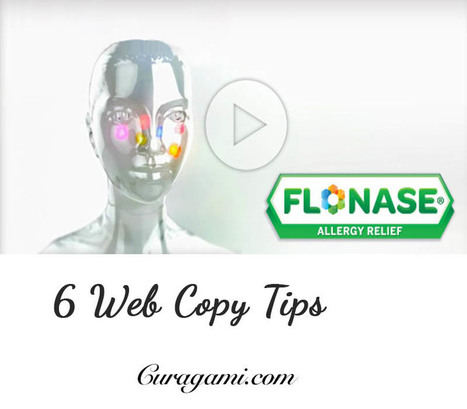 Quick Web Writing Lesson - Curagami | AtDotCom Social media | Scoop.it