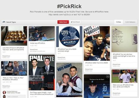 MLB teams hoping to expand female fan base through Pinterest | Pinterest | Scoop.it