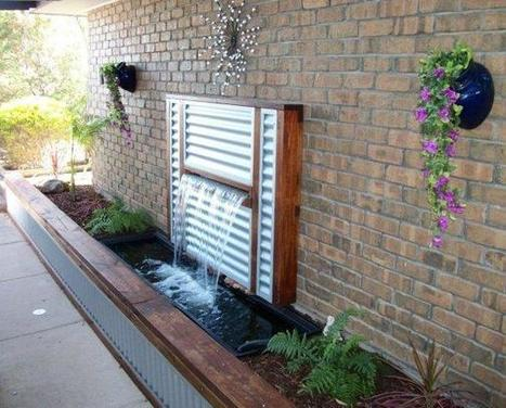News :: Garden Water Features | Stacked Stone | Water Features Melbourne - InfinitiStone | Stone Cladding | Sandstone Cladding | Stacked stone | Stone Wall Cladding | Home Design | Scoop.it