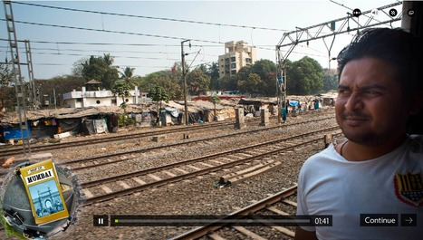 Mumbai Madness – Traffic in a Megacity | Interactive & Immersive Journalism | Scoop.it
