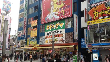 A Gamer Buyer's Guide to Otaku Mecca Akihabara   Voyager au japon   Scoop.it