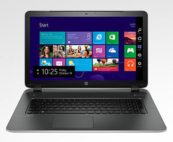 HP Pavilion 17-f210nr Review - All Electric Review | Laptop Reviews | Scoop.it