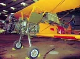 Boeing PT-13 – promenade autour | History Around the Net | Scoop.it