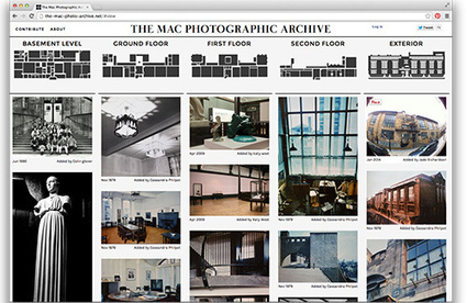 Glasgow School of Arts students launch an amazing Mac Photographic Archive | What's new in Visual Communication? | Scoop.it