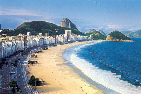Copacabana Beach Attractions | Vacation Destinations Information | vacation around the world | Scoop.it