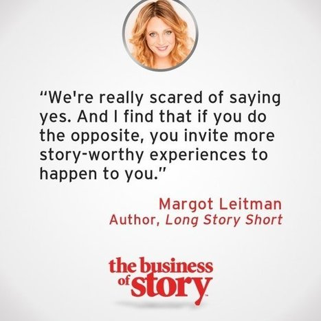 Rules for Great Storytelling With Margot Leitman | Story and Narrative | Scoop.it