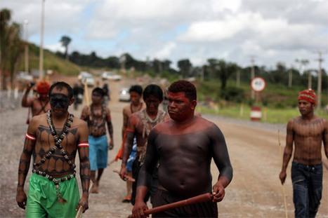 Indigenous peoples resume occupation of Brazil's Belo Monte dam site | Maori entrepreneurship | Scoop.it