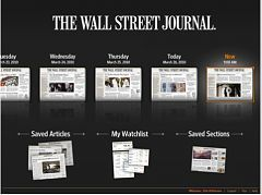 WSJ Launching Single-Issue Downloads For iPad | iPad WeTab und Co. | Scoop.it