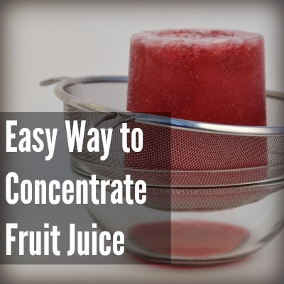 """Probably the """"Coolest"""" Technique to Date- Creating Fruit Concentrates - A Bar Above Mixology 
