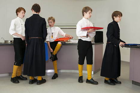 Christ's Hospital | Photographer: Martin Parr | PHOTOGRAPHERS | Scoop.it