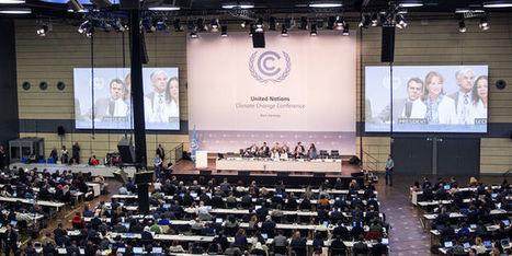 Climat: à Bonn, les Etats appelés à «plonger dans le moteur» de l'accord de Paris | Conférence climat Paris COP21 2015 | Scoop.it
