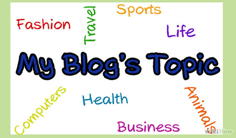 What Types Of Niche Can Get You Very Famous Blogger | Blogging Tips | Scoop.it
