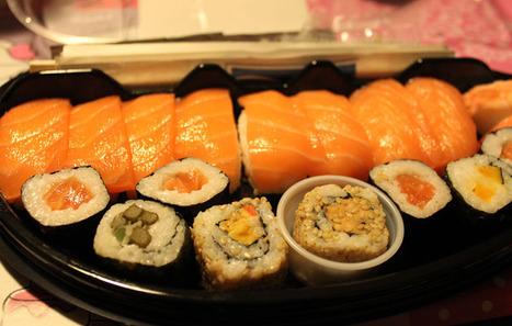 J'ai testé : les sushis de supermarché | Nourriture japonaise en France | Scoop.it