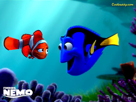 Finding Nemo Video Writing Prompts | 6-Traits Resources | Scoop.it