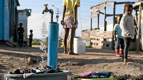 SA may need to turn to private sector to solve its water crisis | Environment, Energy and Climate | Scoop.it