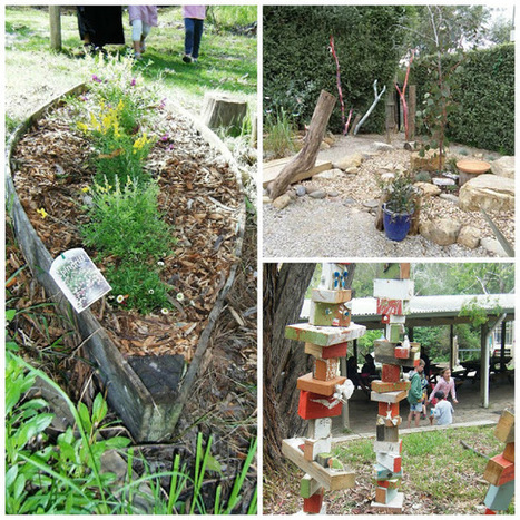 let the children play: Be Reggio-Inspired: Outdoor Environments | CHCECE011 Provide experiences to support children's play and learning | Scoop.it