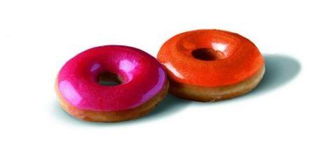 Mode et Cuisine fricotent : un donut pour la Fashion week londonienne | Gastronomie et alimentation pour la santé | Scoop.it