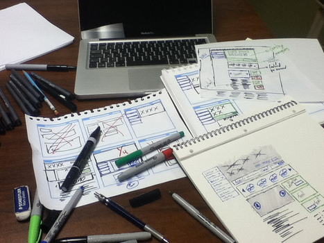 13 Rapid Prototyping Tools for Designers | Basics and principles for a good  Web Design | Scoop.it