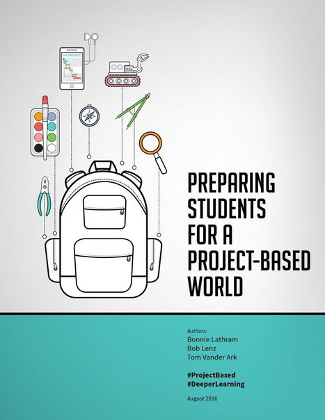 Preparing Students for a Project-Based World | Cooperación Universitaria para el Desarrollo Sostenible. MODELO MOP-GECUDES | Scoop.it