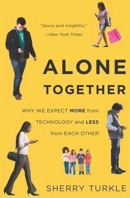 Sherry Turkle sur les dégâts du téléphone mobile et des réseaux sociaux • Micro-sagesses • turkle téléphone mobile réseaux sociaux psychologie robot • Philosophie magazine | réseaux sociaux | Scoop.it