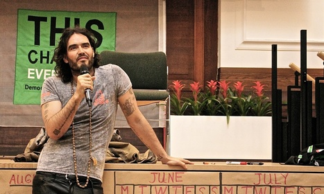 Russell Brand and Naomi Klein join forces for This Changes Everything live | Alternatives | Scoop.it