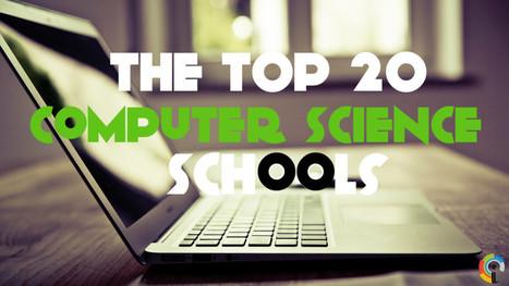 The Top 20 Computer Science Schools - I am programmer | La curation en communication web | Scoop.it