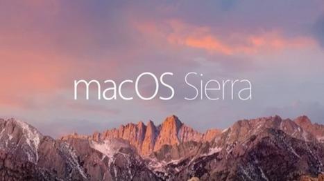macOS Sierra beseitigt fast 70 Sicherheitslücken | Mac in der Schule | Scoop.it