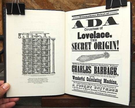 The Thrilling Adventures of Lovelace and Babbage: The (Mostly) True Story of the First Computer | Machinimania | Scoop.it