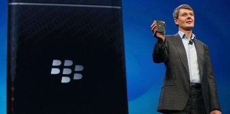 Au revoir RIM, bonjour BlackBerry   Brand Marketing & Branding [fr] Histoires de marques   Scoop.it
