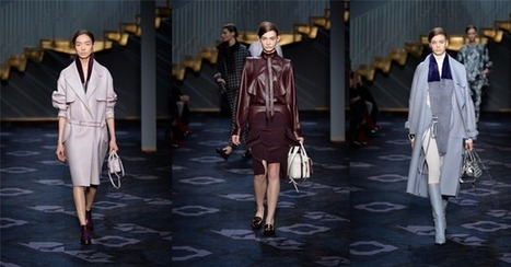 Tod's Autumn-Winter 2014-15 Women's Collection | Fashion | Scoop.it