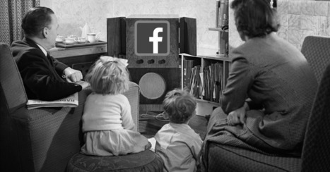 Facebook Is Watching How You Watch TV   #SocialTV and #SecondScreen   Scoop.it