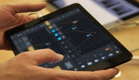 touchAble 3: Turn iOS Devices into USB Controllers | DJing | Scoop.it